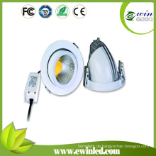 Fabrik Direkt Runde 85-277 V 3600mm 26 Watt Drehbare LED Downlight