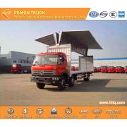Jualan Dongfeng 6X2 van trak 50m3