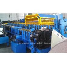 Qualidade Totalmente Automática Ce & ISO Máquina De Formação De Água De Chuva Downpipe Perfiladeira