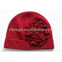 дамы зима трикотажные кашемир шапки/шляпы