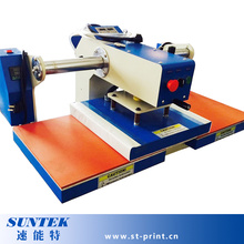 Double Station Sublimation Cloths Transfer Printing Heat Press Machines