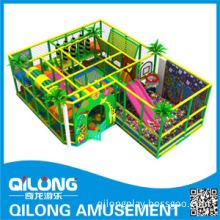 2014 Children Soft Playground for Sale (QL-3098A)