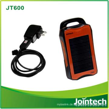 Wasserdichter IP65 tragbarer persönlicher GPS-Verfolger für das Feld, das Sport-Fernmanagement laufen lässt