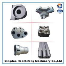 Indústria de peças de fundição de investimento de alumínio