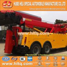 FOTON AUMAN 6x4 doppelte Hebemaschine Wracker-Zugmaschine 270hp heißer Verkauf für Export