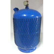 Cylindre de gaz LPG et réservoir de gaz en acier (as-5kg)