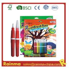 Wasser Farbe Stift mit Pinsel Tipp