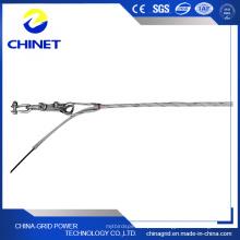 Lange Haltbarkeit Ony Typ Opgw Kabel Zugklemme