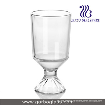 Glass Barware Footed Highball for Mixed Drinks