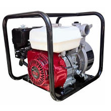 5.5 HP 4 stroke OHV 2 Inch agriculture high pressure gasoline water pump