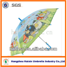 Cartoon Printing Drawing Kids Animal Umbrella Cheap