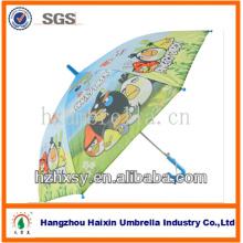 Cartoon Impressão Desenho Crianças Animal Guarda-chuva Barato