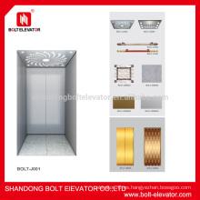 Precio de ascensor para pasajeros de 4 personas