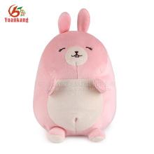 2017 pink stuffed toy rabbit wholesale