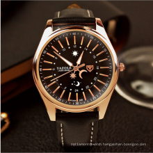 368 Men′s Leather Watch Noctilucent Water-Proof High-Grade Commercial Watches Wholesale Manufacturers of Watches and Timepieces