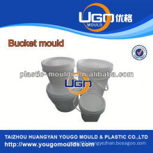 TUV assesment mould factory/new design paint bucket lid mould in China