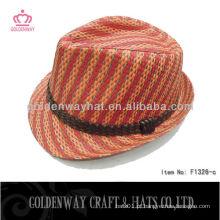 Chapéu 2013 de Fedora Hat de papel de moda 2013