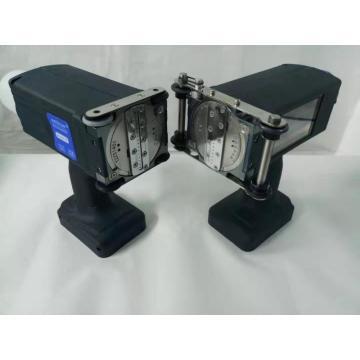 3,5-Zoll-LCD-Bildschirm Tintenstrahldrucker mit großem Zeichen