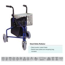 Delta Rollator aus Stahl