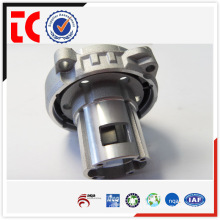 sandblasted sliver customized gear box die casting