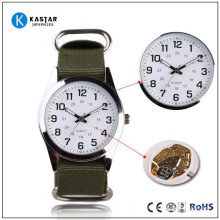 simple wrist hand watch,quartz watch stainless steel back