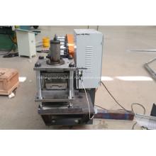 Rolo galvanizado da veneziana da máquina da porta do metal que forma a maquinaria
