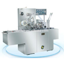 cosmetics box cellophane wrapping machine( made in china)
