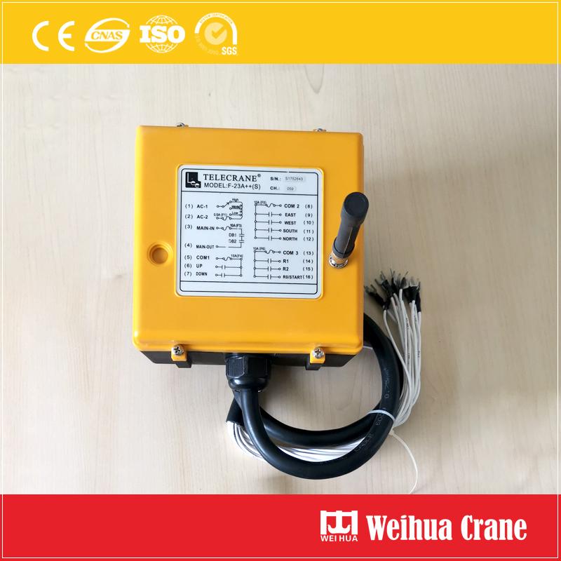 Crane Radio Control Device