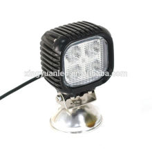 40W Flood LED Luz de trabajo LED Barra de luz de trabajo Lámpara Off Road 9-30V DC ATV Barco 4WD