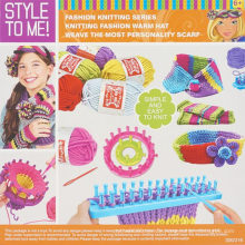 Fashion Thread und Strickwerkzeug Spielzeug