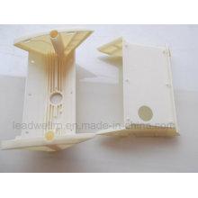 Pieza de torneado del CNC del OEM disponible para las piezas de automóvil / las piezas médicas (LW-02528)