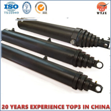 Multi-Stage Hydraulic Cylinder for Dump Truck, Dump Hydraulic Cylinder