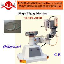 Yd100-2000 Type de verre courbe externe forme bordure Machine