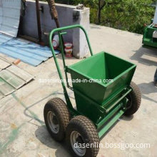 Artificial Turf Field Sand and Rubber Filling Machine