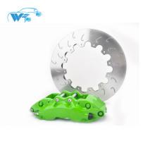 Hochleistungs-Aluminiummaterial CNC-Maschine Auto Brake Teil mit 355mm Bremsscheibe für ALPHARD WT9040 Bremssattel