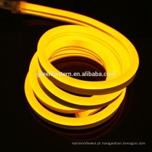 Flexível LEVOU Luz AC 220 V 240 V 2835 RGB LED Neon tubo À Prova D 'Água levou placa de sinal tubo de corda lâmpada