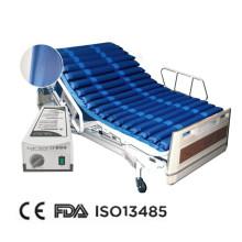 medical alternating pressure mattress,anti decubitus air mattress