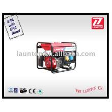 Делюкс бензиновый генератор-50Гц