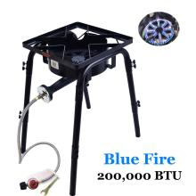 High Pressure 200000 BTU Camping Burner Stove