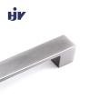 Cabinet pulls antique nickle aluminium Furniture handle
