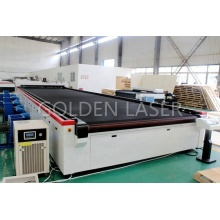 Aircraft Carpet Laser Cutting Machine (11 Meters Long)