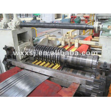 steel slitter machine line