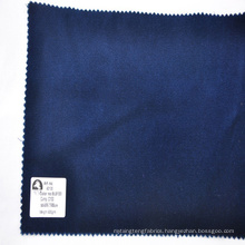 In-stock men's velvet fabric for coating suit and trousers
