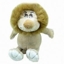 Gefüllte Plüsch Wildtier Löwen Spielzeug