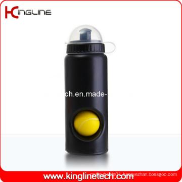 Plastic Sport Water Bottle, Plastic Sport Bottle, 550ml Plastic Drink Bottle (KL-6558)