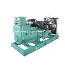 Générateur diesel industriel de 68KW VOLVO