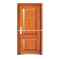 Puerta de madera de acero (FXGM-A108)