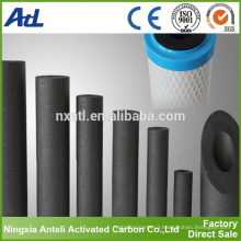Coconut shell ACTIVATED CARBON AIR FILTER CARTRIDGE FROM CHINA