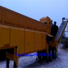 Wasted Wood Pallet Crusher/Chipper/Shredder