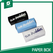 Handmade Printed Sunglasses Paper Packaging Box